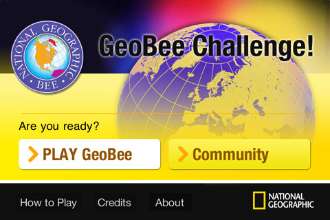 Apps We Love: GeoBee Challenge by National Geographic