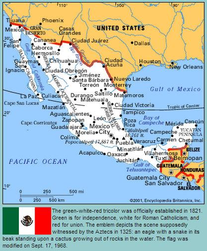 Mexican Map Portal