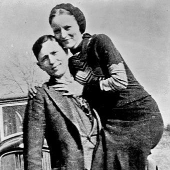 Bonnie & Clyde: Mapping a Life of Crime