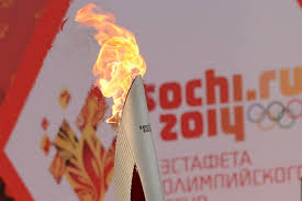 Mapping The 2014 Sochi Torch Relay