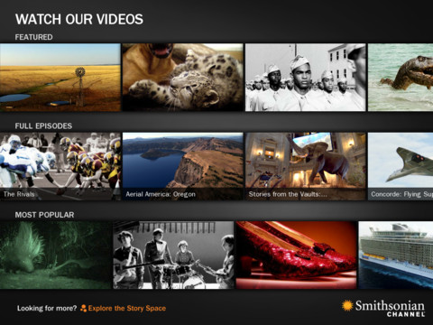 Apps We Love: The Smithsonian Channel | GISetc