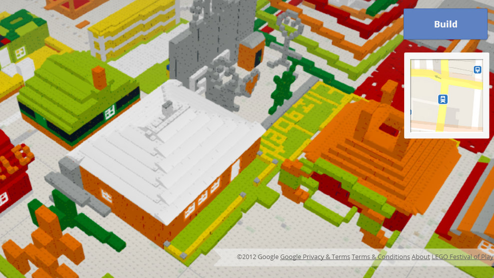 Building on the Map…with LEGOS | GISetc