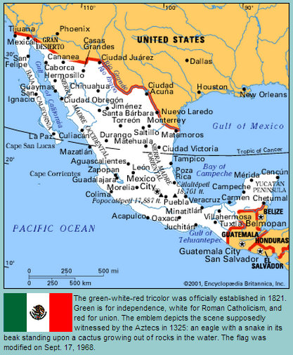Mexican Map Portal GISetc