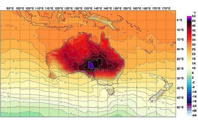 australia-heat-map