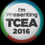 i'm presenting at tcea 2016